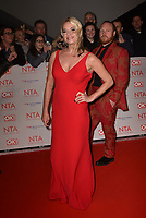 Tamzin Outhwaite attending the National Television Awards 2018 at The O2 Arena on January 23, 2018 in London, England. <br /> CAP/Phil Loftus<br /> &copy;Phil Loftus/Capital Picture