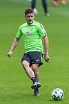 11.05.2018, Weserstadion, Bremen, GER, 1.FBL, Training SV Werder Bremen<br /> <br /> im Bild<br /> Zlatko Junuzovic (Werder Bremen #16), <br /> <br /> Foto &copy; nordphoto / Ewert