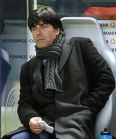 Fussball International  WM Qualifikation 2014   16.10.2012 Deutschland - Schweden Trainer Joachim Loew (Deutschland)