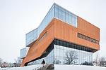 Kent State University School of Architecture | Weiss/Manfredi