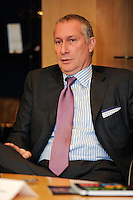 John Skipper speaks during a meeting of members of the USA Bid Committee for the FIFA World Cup in New York, NY on December 15, 2009.