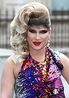 Jodie Harsh at the Royal Academy Of Arts Summer Exhibition Preview Party 2019, at the Royal Academy, Piccadilly, London on June 4th 2019<br /> CAP/ROS<br /> ©ROS/Capital Pictures