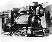 D&amp;RGW locomotive #105 built in 1881.<br /> D&amp;RGW