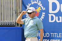 George Coetzee (RSA) on the 1st tee during Saturday's Round 3 of the 2018 Dubai Duty Free Irish Open, held at Ballyliffin Golf Club, Ireland. 7th July 2018.<br /> Picture: Eoin Clarke | Golffile<br /> <br /> <br /> All photos usage must carry mandatory copyright credit (&copy; Golffile | Eoin Clarke)