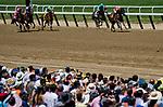 ELMONT, NY - JUNE 09: Abel Tasman  #6, ridden by Mike Smith, wins the Ogden Phipps Stakes on Belmont Stakes Day at Belmont Park on June 9, 2018 in Elmont, New York. (Photo by Scott Serio/Eclipse Sportswire/Getty Images)