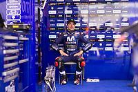 MAVERICK VINALES - SPANISH - MOVISTAR YAMAHA MotoGP - YAMAHA<br /> Valencia 17-11-2018 <br /> Moto Gp Spagna<br /> Foto Vincent Guignet / Panoramic / Insidefoto