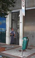 SAO PAULO, SP, 31 DE MARÇO 2013 - ASSALTO CONDOMINIO - Tres homens sao presos ao tentar assaltar um condominio no bairro da Bela Vista regiao central da cidade, o caso foi registrado no 78º DP ..(FOTO: PADUARDO / BRAZIL PHOTO PRESS).
