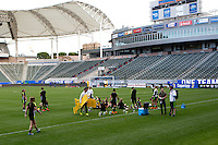 USWNT Press Conference & Training v Mexico, Saturday, May 16, 2015