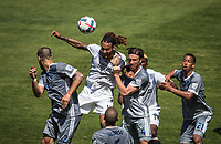 Los Angeles Galaxy vs Seattle Sounders FC, April 23, 2017