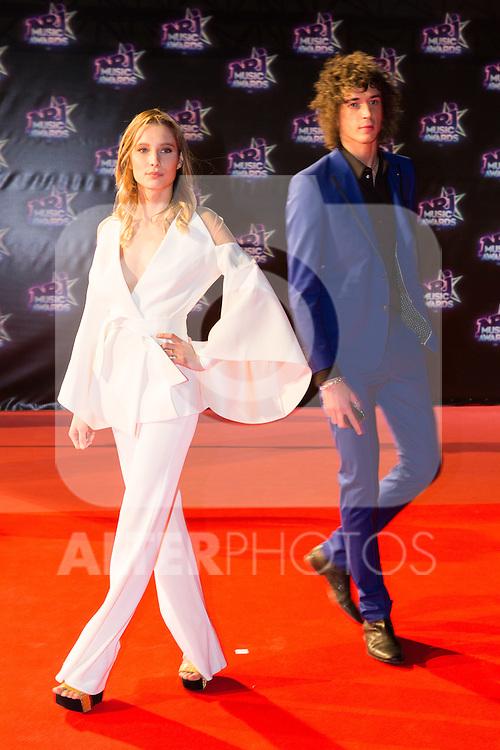 Ilona Smet et Julian Perretta
