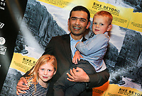Siddharth Sharma attends the Global non-profit Beyond Type 1's Bike Beyond premiere at the Landmark Theater on November 14th, 2017 (Photo by Liliane Lathan/Guest of a Guest)