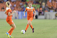 Houston, TX - Saturday Sept. 03, 2016: Cami Privett during a regular season National Women's Soccer League (NWSL) match between the Houston Dash and the Orlando Pride at BBVA Compass Stadium.