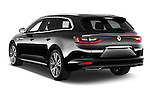 Car pictures of rear three quarter view of 2016 Renault Talisman Initiale-Paris 5 Door Wagon Angular Rear
