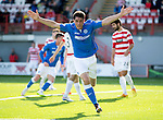 Hamilton Accies v St Johnstone 04.04.15