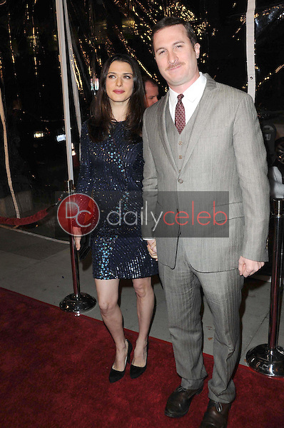 Rachel Weisz and Darren Aronofsky <br /> at the Los Angeles Premiere of 'The Wrestler'. The Academy Of Motion Arts &amp; Sciences, Los Angeles, CA. 12-16-08<br /> Dave Edwards/DailyCeleb.com 818-249-4998