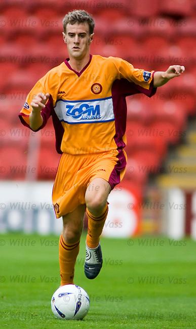 Mark Quinn, Motherwell.stock season 2005-2006.pic willie vass