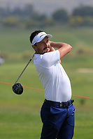 Mike Lorenzo Vera (FRA) during the final round of the Rocco Forte Sicilian Open played at Verdura Resort, Agrigento, Sicily, Italy 13/05/2018.<br /> Picture: Golffile | Phil Inglis<br /> <br /> <br /> All photo usage must carry mandatory copyright credit (&copy; Golffile | Phil Inglis)