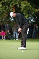 /{prsn}/ in action during the Final Round of the British Masters 2015 supported by SkySports played on the Marquess Course at Woburn Golf Club, Little Brickhill, Milton Keynes, England.  11/10/2015. Picture: Golffile | David Lloyd<br /> <br /> All photos usage must carry mandatory copyright credit (&copy; Golffile | David Lloyd)