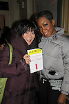 Love, Loss, and What I Wore starring Tichina Arnold (AMC and Ryan's Hope) and Ann Harada (ATWT and Avenue Q)) on December 5, 2010 at Westside Theatre, NYC. (Photo by Sue Coflin/Max Photos)