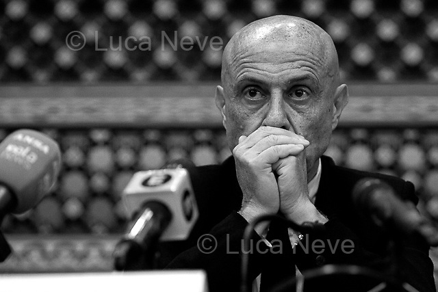 Marco Minniti, Politician.