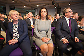 Angela Eagle Caroline Flint Tom Watson at Labour Party deputy leadership election Westminster London