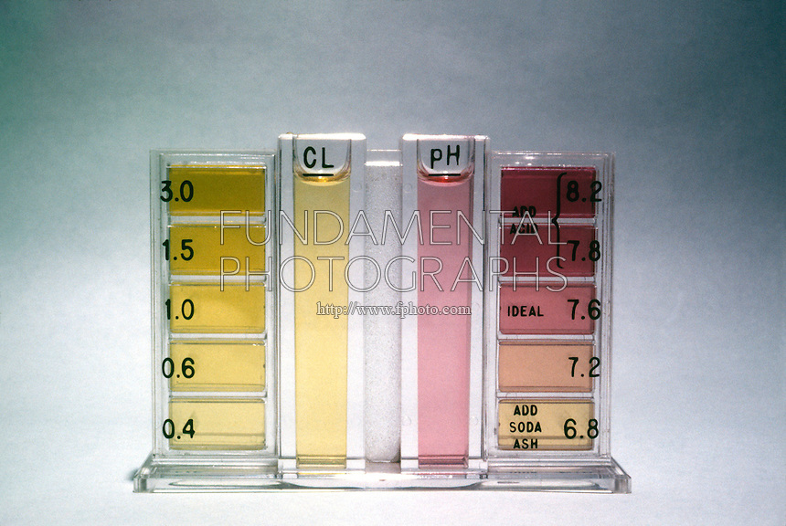 Science Chemistry Acid Base Indicator Phenol Red Fundamental Photographs The Art Of Science