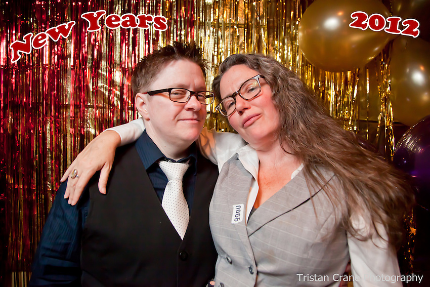 New Years In Bed With Fairy Butch Photobooth