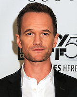 NEW YORK CITY, NY, USA - SEPTEMBER 26: Neil Patrick Harris arrives at the 52nd New York Film Festival Opening Night Gala Presentation and World Premiere Of 'Gone Girl' held at Alice Tully Hall on September 26, 2014 in New York City, New York, United States. (Photo by Celebrity Monitor)