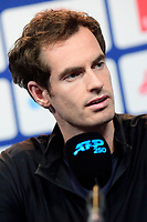 2019 European Open Tennis Press Conference Oct 14th