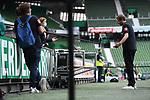 Trainer Florian Kohfeld (Werder Bremen) vor dem Spiel im Interview.<br /> <br /> Sport: Fussball: 1. Bundesliga:: nphgm001:  Saison 19/20: 34. Spieltag: SV Werder Bremen - 1. FC Koeln, 27.06.2020<br /> <br /> Foto: Marvin Ibo Güngör/GES/Pool/via gumzmedia/nordphoto