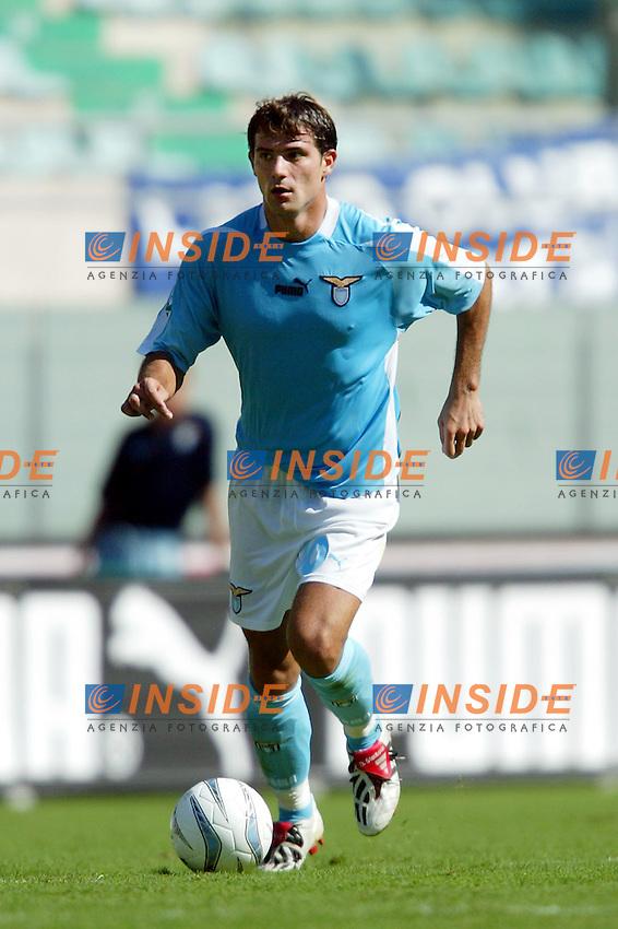 Roma 31/8/2003<br /> Lazio Lecce 4-1<br /> Dejan Stankovic (Lazio)<br /> Foto Staccioli Insidefoto