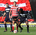 Anthony Grant of Stevenage. Doncaster Rovers v Stevenage - npower League 1 -  Keepmoat Stadium, Doncaster - 22nd September, 2012. © Kevin Coleman 2012.