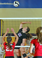 JV Volleyball vs. Park Tudor 9-3-14
