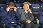 08.01.2014 Barcelona, Spain. Spanish Cup 1/8 Final. Picture show Gerardo Martinoat bench during game between FC Barcelona against Getafe at Camp Nou