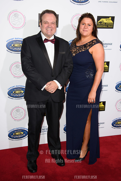 LONDON, UK. September 22, 2018: Shaun Williamson at the Paul Strank Charitable Trust Annual Gala at the Bank of England Club, London.<br /> Picture: Steve Vas/Featureflash