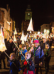 Big Burns Supper 2014, Homecoming Carnival through the streets of Dumfries