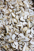 Belo Horizonte_MG, Brasil...Festival Gastronomico Sabor e Saber, na foto detalhe de cogumelos...The Gastronomic Festival Sabor e Saber, in this photo some mushrooms...FOTO: BRUNO MAGALHAES / NITRO