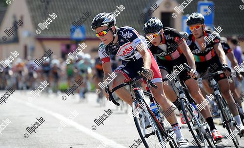2012-05-28 / Wielrennen / seizoen 2012 / Elite Borsbeek - Stan Ockers Classic / Tosh Van Der Sande..Foto: Mpics.be