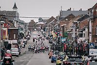 peloton leaving La Louvière<br /> <br /> 77th Euro Metropole Tour 2017<br /> La Louvière > Tournai (BEL): 188.6 km