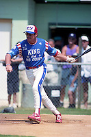 King and his Court Rich Hoppe circa 1993.  (MJA/Four Seam Images)