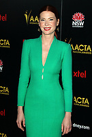 04 January 2019 - Los Angeles, California - Emma Booth. 8th AACTA International Awards hosted by the Australian Academy held at SKYBAR at Mondrian Los Angeles.        <br /> CAP/ADM<br /> &copy;ADM/Capital Pictures