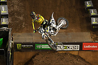 SX1 / Jason Anderson<br /> Monster Energy Aus-XOpen<br /> Supercross & FMX International<br /> Qudos Bank Arena, Olympic Park NSW<br /> Sydney AUS Sunday 12  November 2017. <br /> © Sport the library / Jeff Crow