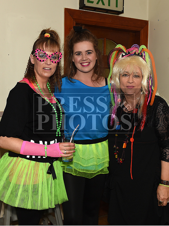 Christine McKeon, Rosie Hartford and Geraldine Potter Redmond at the Oskars Night for Duleek Community facility held in the Carranstown Lodge. Photo:Colin Bell/pressphotos.ie