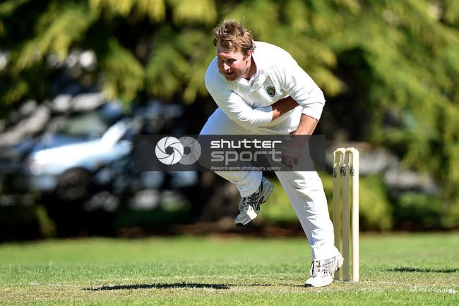 NELSON, NEW ZEALAND - OCTOBER 22: Whakatu v Waimea Toi Toi, Victory Square, Nelson, New Zealand, Saturday 22 October 2016  (Photo by: Barry Whitnall Shuttersport Limited)