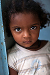 Kareema (3)lives with her family in Siddi Mohalla in Diu. The Siddi community in India is of African descent (records say mostly Ethiopian / Abyssinian). A large umber of Siddis reside in the state of Gujarat.