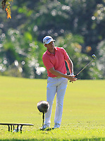 Andrew Dodt (AUS) in action on the 5th during Round 3 of the Maybank Championship at the Saujana Golf and Country Club in Kuala Lumpur on Saturday 3rd February 2018.<br /> Picture:  Thos Caffrey / www.golffile.ie<br /> <br /> All photo usage must carry mandatory copyright credit (© Golffile | Thos Caffrey)