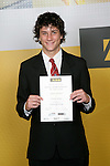 Underwater Hockey Boys Winner - Andreas Marwick. ASB College Sport Young Sportsperson of the Year Awards 2006, held at Eden Park on Thursday 16th of November 2006.<br />