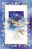 Isabella, CHRISTMAS LANDSCAPE, paintings(ITKE511803,#XL#)
