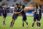 (L to R) Shiori Kinoshita (JPN), Yoko Tanaka (JPN), .AUGUST 26, 2012 - Football / Soccer : .FIFA U-20 Women's World Cup Japan 2012, Group A .match between Japan 4-0 Switzerland .at National Stadium, Tokyo, Japan. .(Photo by Daiju Kitamura/AFLO SPORT) [1045]