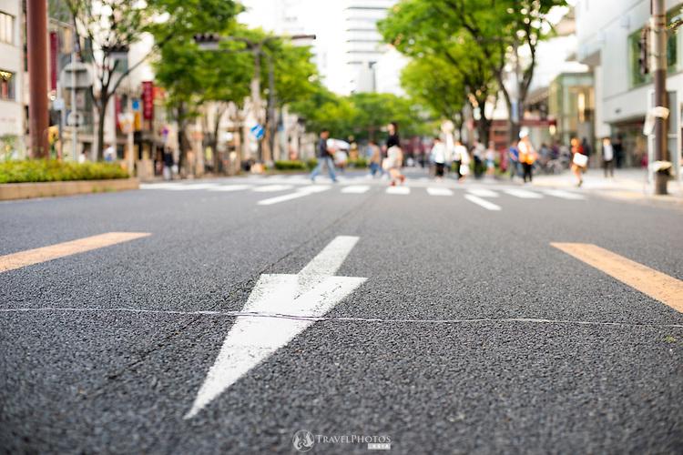 Scenes in Nagoya, Japan
